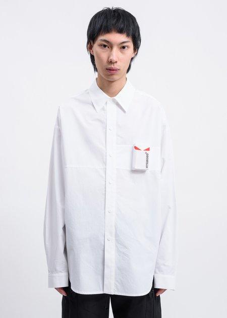 Hyein Seo Smoker's Shirt - White