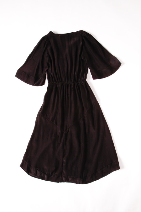 Natalie Martin Coco Dress - black