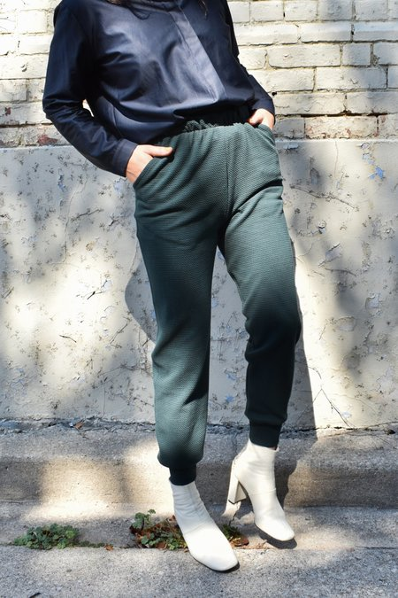 Eve Gravel On The Beat Pants - Spruce