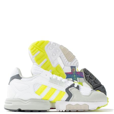 adidas Consortium x Footpatrol ZX Torsion Sneaker - White