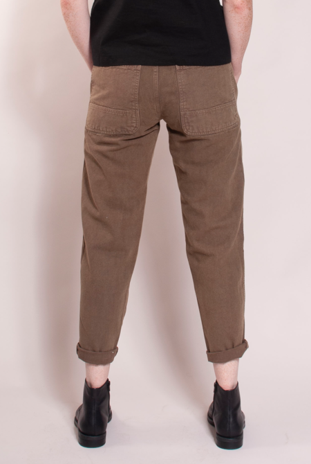 Built by Wendy New Wave Pants - Taupe
