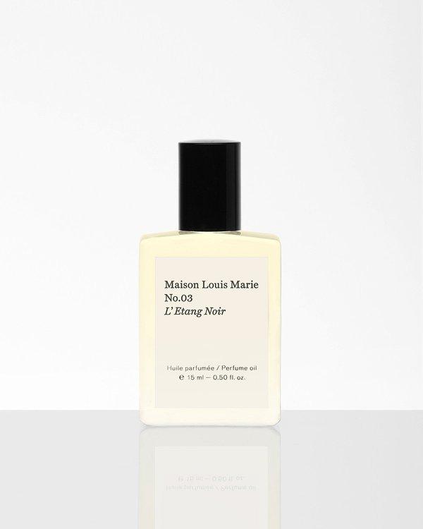 Maison Louis Marie No.03 L'Etang Noir Perfume Oil