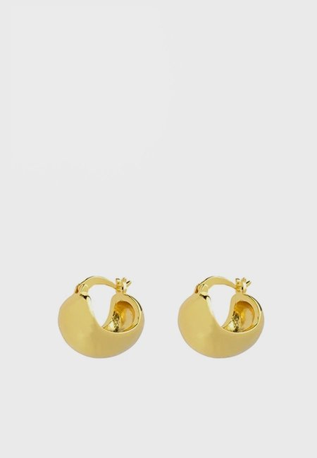 BRIE LEON Sienna Earrings - gold