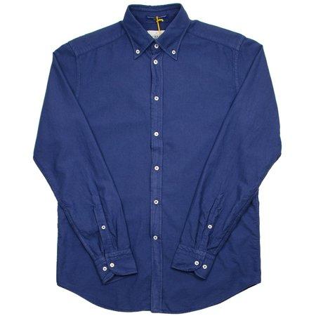 BD Baggies Bradford Button Down Shirt - Oxford Overdyed Navy