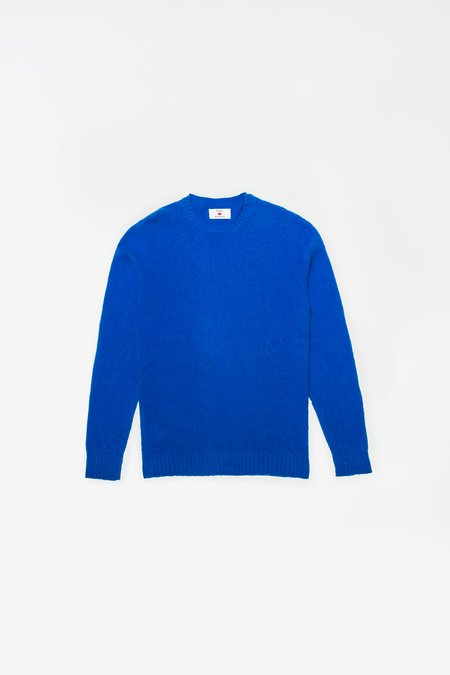 Harmony x Emily Winston Sweater - Ocean Blue