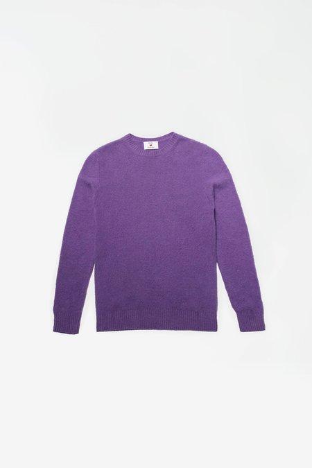 Harmony x Emily Winston Sweater - Purple