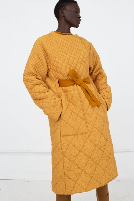Nehera Clecy Wrinkled Quilting Jacket - Honey