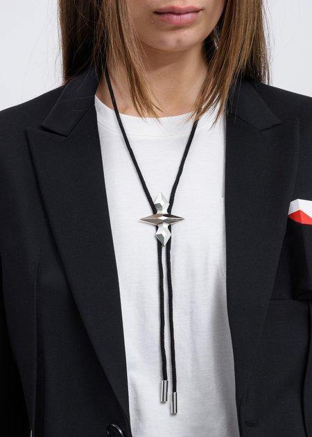 Hyein Seo Bolo Tie - Black