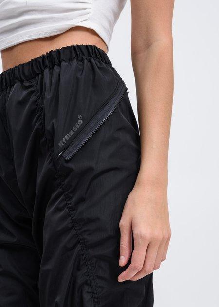 Hyein Seo Hoodie Pants - Black