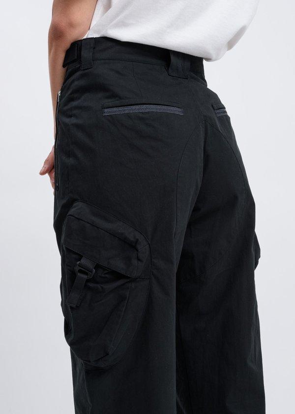 Hyein Seo Military Cargo Pants - Black