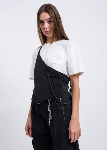 Hyein Seo Scarf Bag - Black