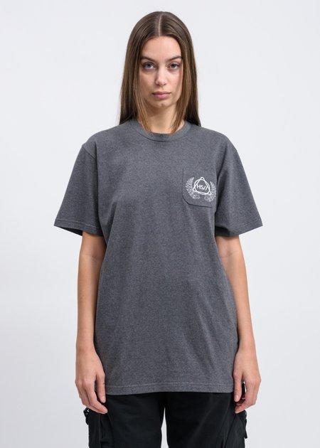 Hyein Seo Emblem T-shirt - Grey