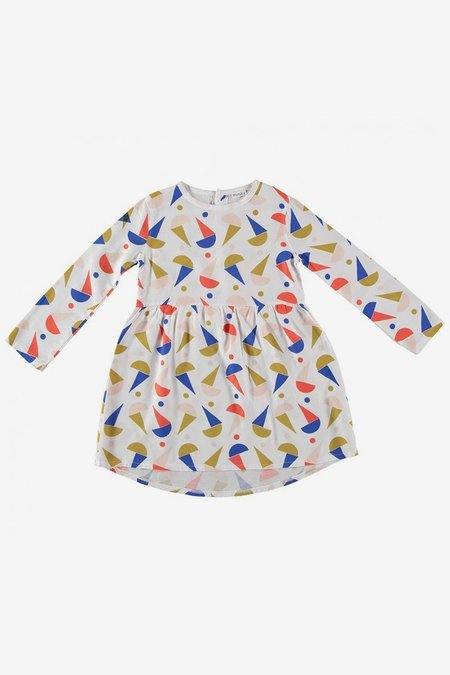 Kids Picnik Andrea Dress - Geometry
