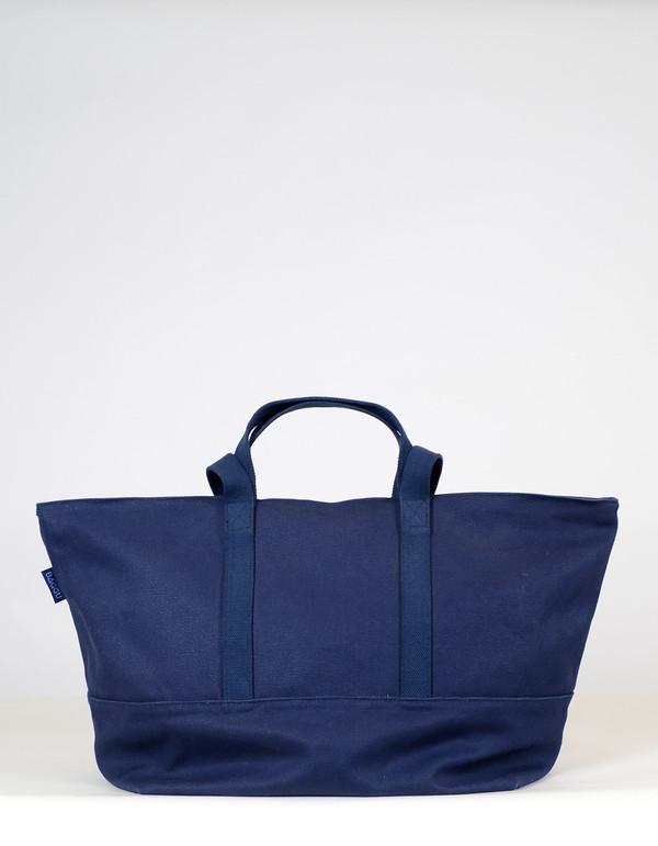 Baggu Weekend Bag 2 Indigo from Still Life | Garmentory