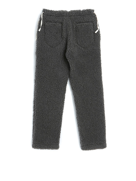 Unisex BC BY BEYONDCLOSET Apollo Fur String Pants - Gray