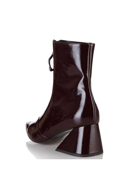 Yuul Yie Boots - Burgundy