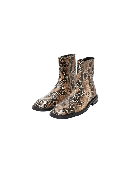 Andersson Bell Andersson Square Toe Chelsea Boots - Python