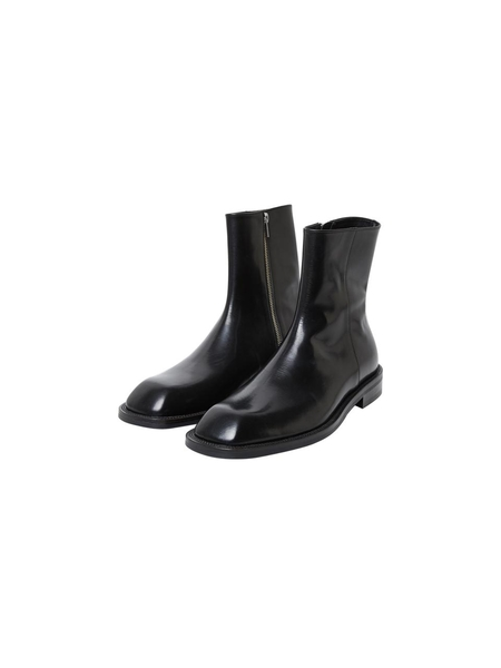 Andersson Bell Andersson Square Toe Chelsea Boots - Black