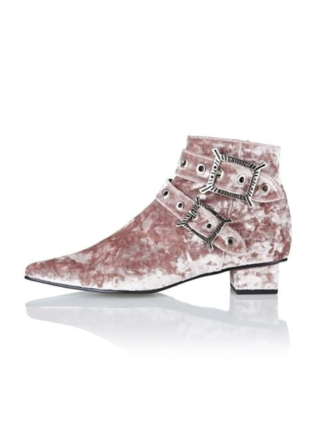 YUUL YIE Boots - Indi Pink