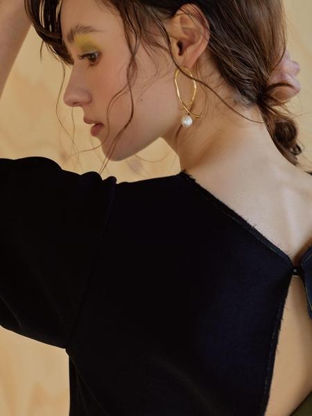 Cloclothes Elegance Dress - Black