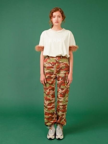fleamadonna Cargo Pants - CAMOUFLAGE