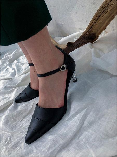 YUUL YIE Reina Sandals - Black