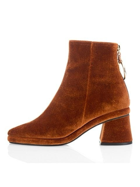Reike Nen Ring Middle Boots - Copper