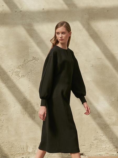 COLLABOTORY Puff Structure Dress