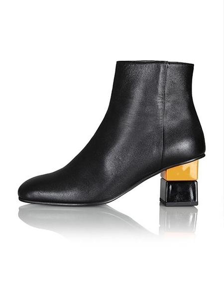YUUL YIE Ys7-b527-bk Boots - Black