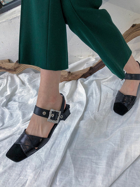 YUUL YIE Bliss Sandals - Black