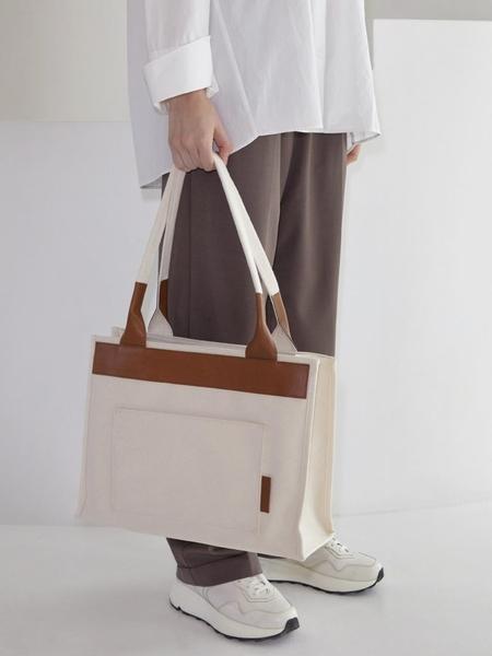 ATCLIP Big Day Bag - Ivory
