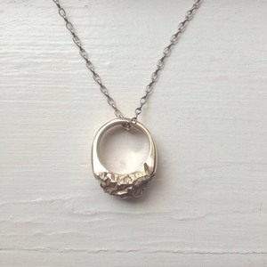 Shannon Munro Mountain man necklace