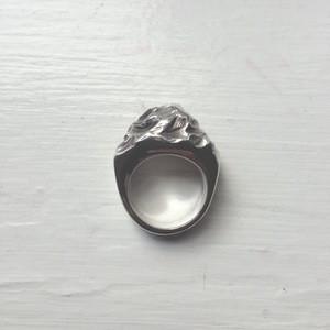 Mountain ring- silver