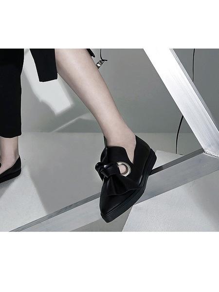 MODERN ALCHEMIST Alchemist Metal Ex Line Loafers - Black