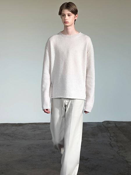 MOIA Alpaca Knit Sweater - Ivory