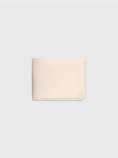 Boulhaus Wallet - Natural
