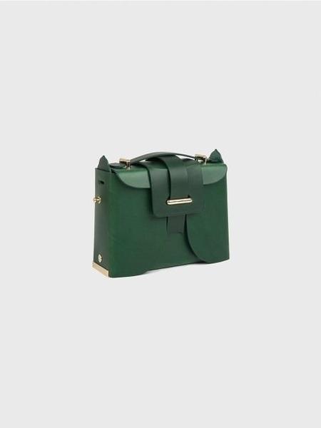 Boulhaus Gong Bag - Deep Green