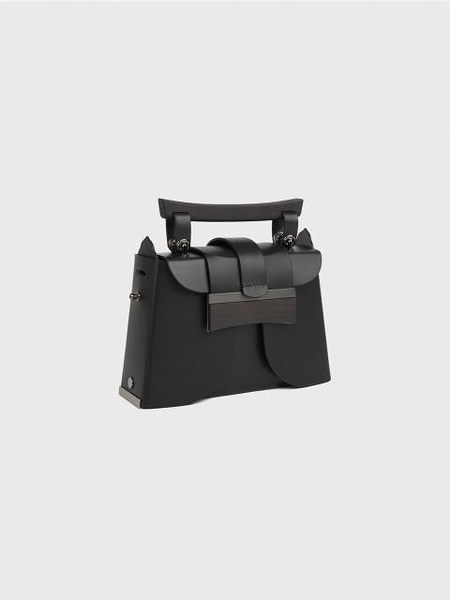 BOULHAUS Muwi Gong Blank Edition Hand Bag