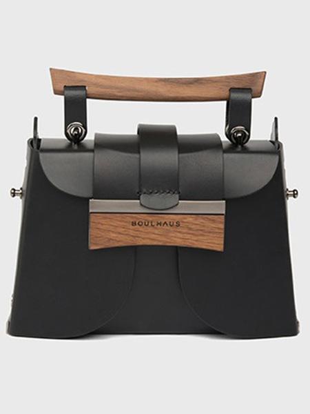 Boulhaus Muwi Gong Bag -  Mild Black