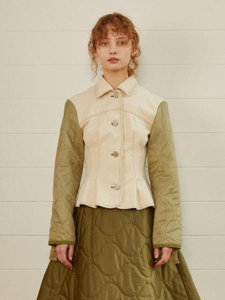 fleamadonna Reformation Denim Jacket