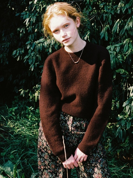 Frontrow Wholegarment Cashmere Sweater