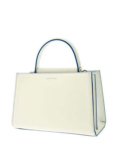 Louis Quatorze Clear Bag - Ivory
