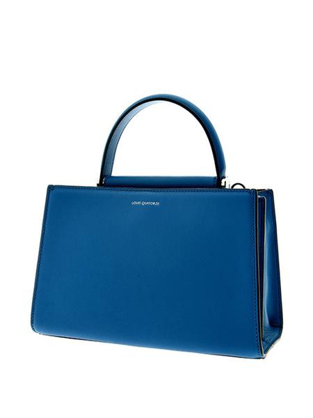 Louis Quatorze Clear Bag - Blue