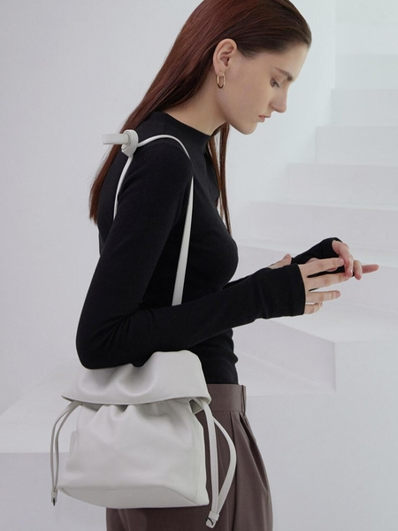 ATCLIP Meli Bag - Ivory