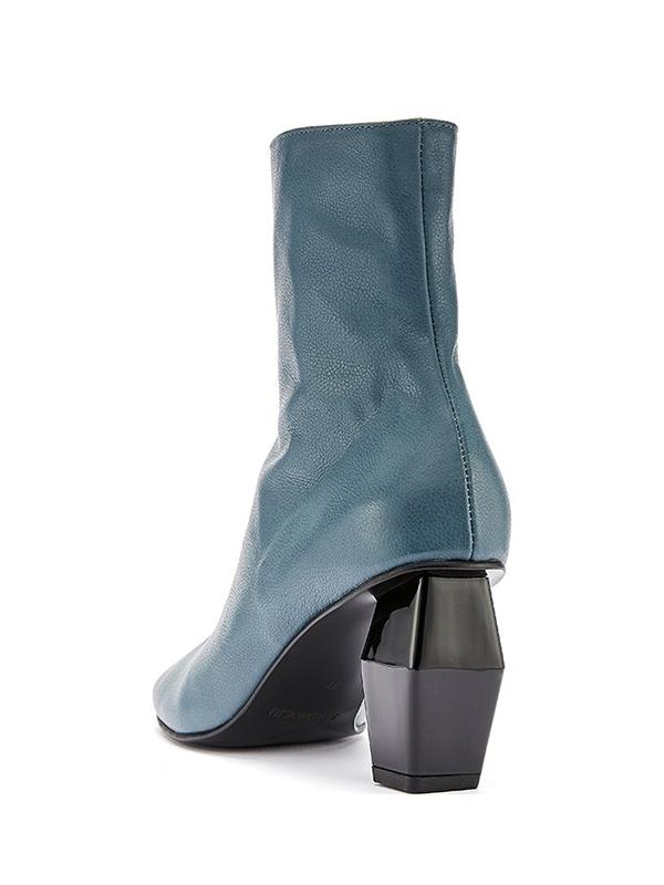 Salondeju Boots - Blue