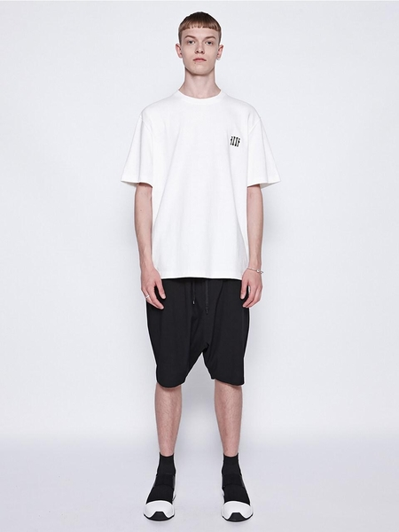 DBYDGNAK String Baggy Shorts - Black