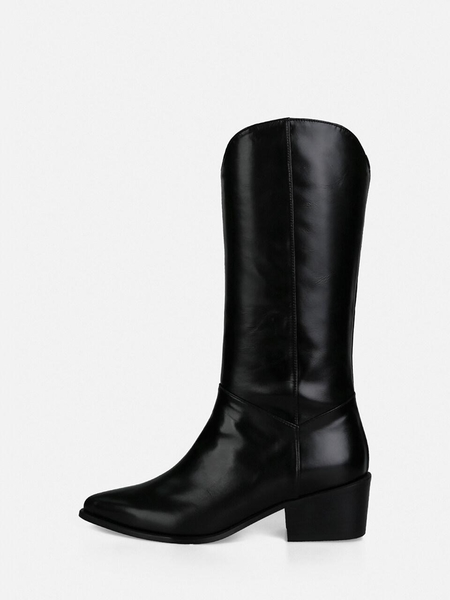 MENODEMOSSO Western Boots - Black