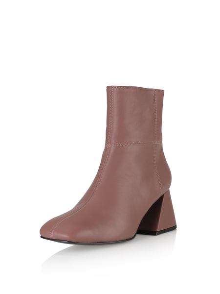 YUUL YIE Melody Mondrian Boots - Rose Pink