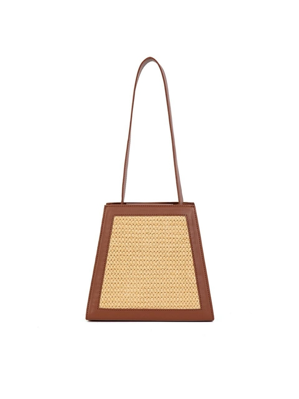 Atelier Park Geo Bag - Brown