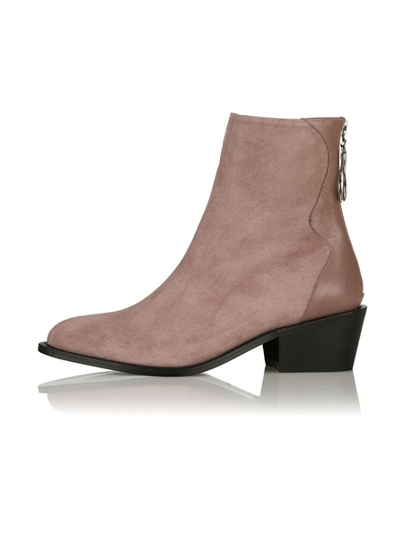 YUUL YIE Arizona Oyster Boots - Pink Dust